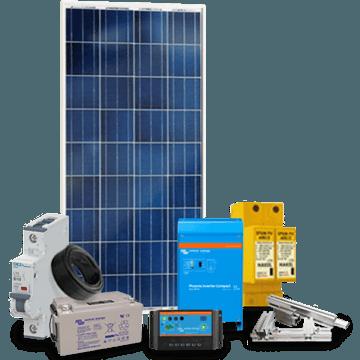 Ostrovné fotovoltické systémy