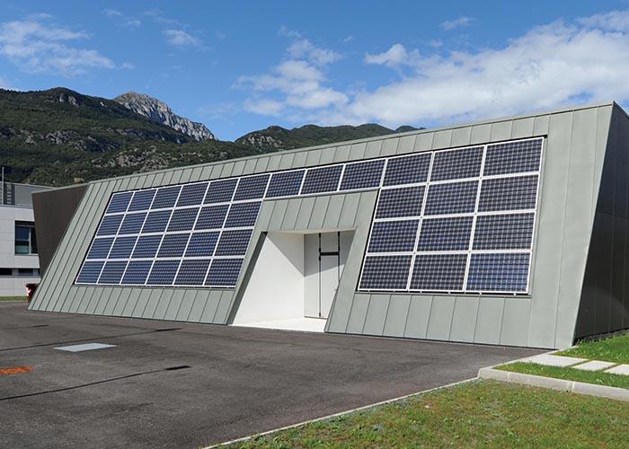 Fotovoltické panely pre firmy