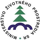 Logo Ministerstvo životného prostredia SR