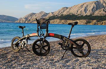 Elektrobicykel S-bike